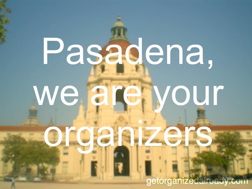 Pasadena - WM