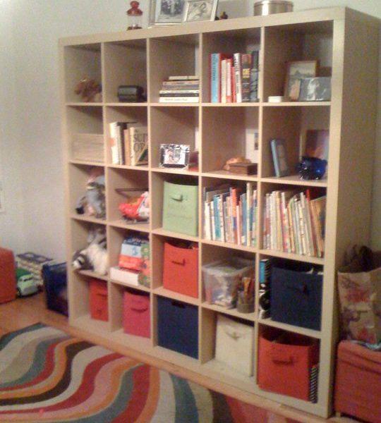 Jessica's shelves