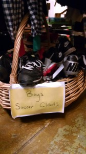 How to organized kids clothing swap 2