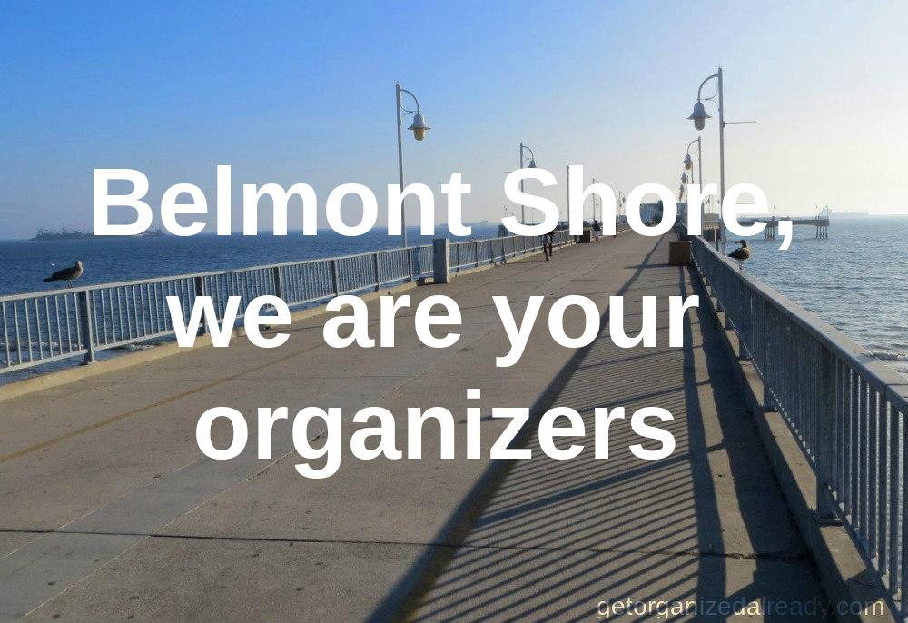 professional organizers, Belmont Shore
