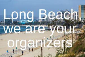 professional organizers Long Beach, CA