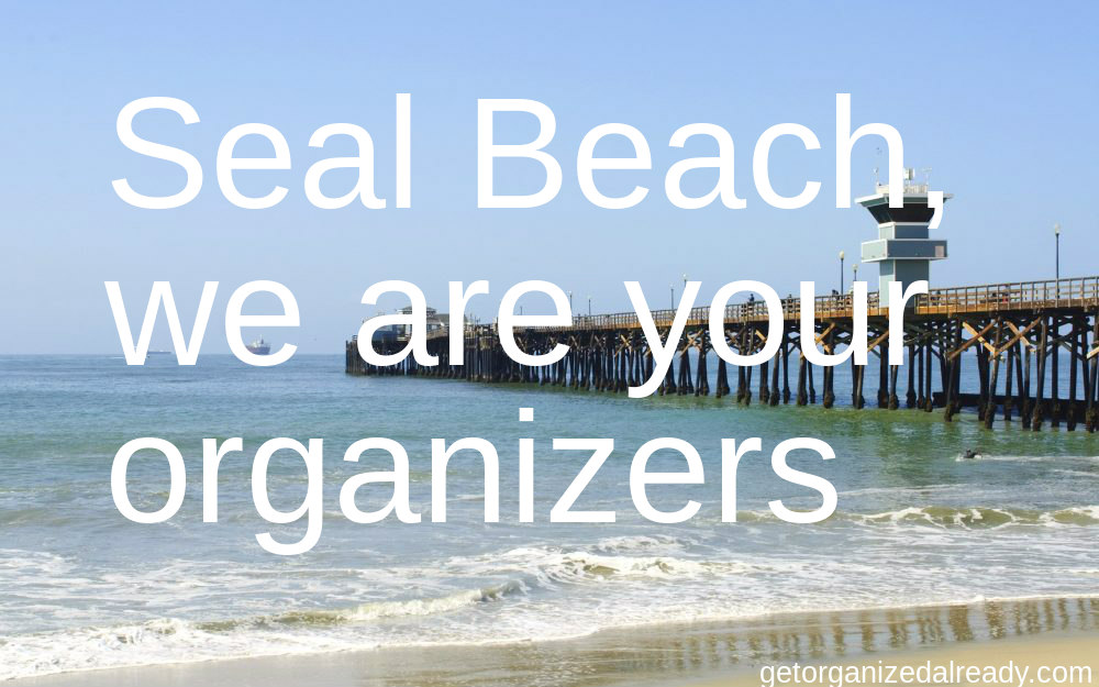professional organizers Seal Beach
